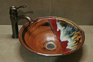 Ceramic Sink Basin