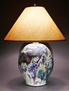 Handmade Ceramic Lamp